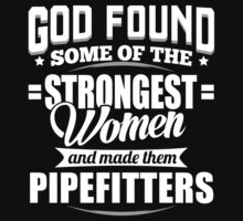 Strongest Pipefitters T-shirt by musthavetshirts