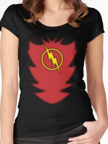 Daneil West - Reverse Flash Women's Fitted Scoop T-Shirt