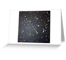 Celestial Invasion Greeting Card
