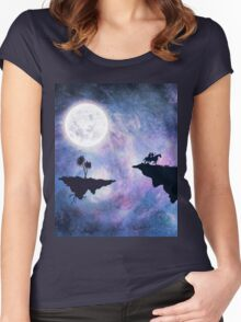 Fantasy island Women's Fitted Scoop T-Shirt