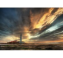 Big Sky Photographic Print