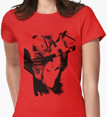 In Love Womens Fitted T-Shirt