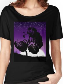 Purple sunset Women's Relaxed Fit T-Shirt
