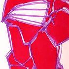 Pink Robo by biltongben