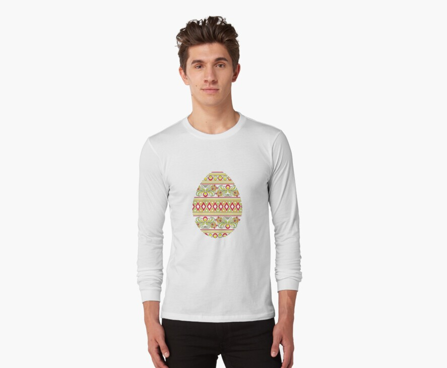 easter egg_ for all tee colors by VioDeSign