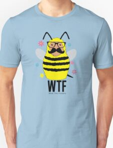 What The Flowers BEE T-Shirt