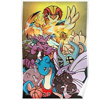 Twitch Plays Pokemon Poster