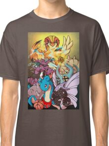 Twitch Plays Pokemon Classic T-Shirt