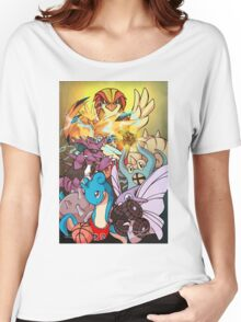 Twitch Plays Pokemon Women's Relaxed Fit T-Shirt
