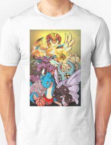 Twitch Plays Pokemon Unisex T-Shirt