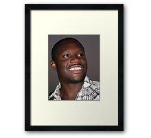 Blessing from Malawi Framed Print