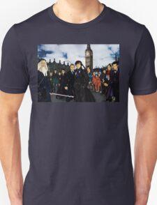 The UK Avengers Unisex T-Shirt