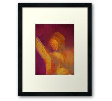 Meditation Framed Print