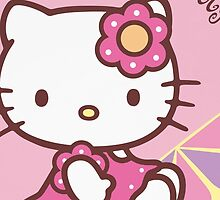 Hello Kitty Cute Design  by zeeshanahmad88