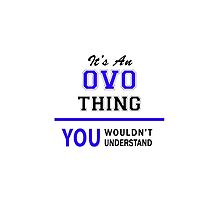 It's an OVO thing, you wouldn't understand !! by thenamer