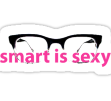 Smart Is Sexy: The Redux Sticker
