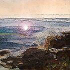beside the sea by delfinada