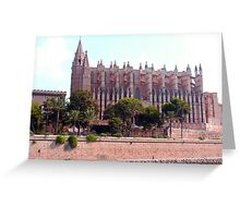 Palma Cathedral Greeting Card