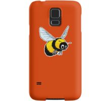 happily bumbling bumble bee Samsung Galaxy Case/Skin