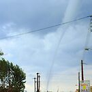Waterspout by Tom Gomez