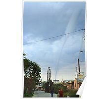 Waterspout Poster
