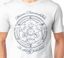 Human Transmutation (FMA) Unisex T-Shirt