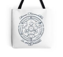 Human Transmutation (FMA) Tote Bag