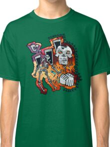 Abstract Hands Helping Hands Classic T-Shirt