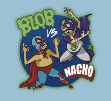 BLOB VS. NACHO by BKLOUNGE