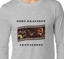 Dino Film Strip Long Sleeve T-Shirt