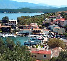 Kassiopi, Corfu by Tom Gomez