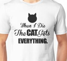 Funny, Cats, Animals Unisex T-Shirt