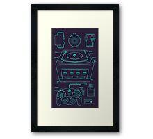 GC Framed Print
