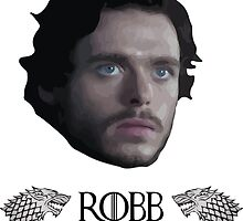 Robb Stark by AquaDuelist
