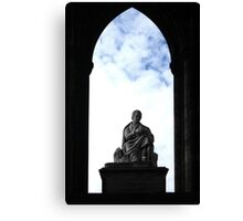 Sir Walter Scott Canvas Print