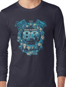 Awesome 80s Long Sleeve T-Shirt