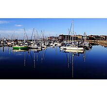 Bangor Marina Photographic Print