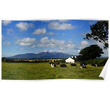 Mourne Country View Poster