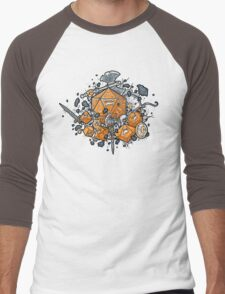 RPG United Men's Baseball ¾ T-Shirt