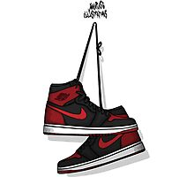 AIR JORDAN 1 RETRO HIGH OG Photographic Print
