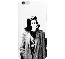 Vivien Leigh In A Dashing Coat iPhone Case/Skin