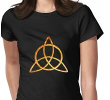 Triquatra Womens Fitted T-Shirt