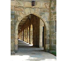 The Cloisters Photographic Print