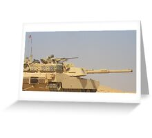 Abrams on the Hill Greeting Card