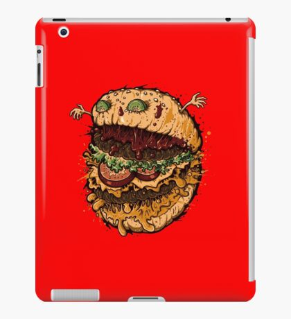 Monster Burger iPad Case/Skin