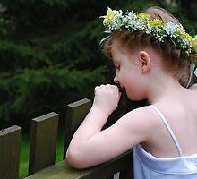 Flower Girl by Justin Shaffer