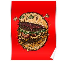 Monster Burger Poster