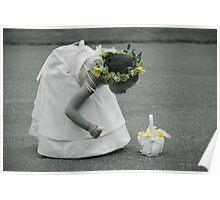 My Flower Girl Poster