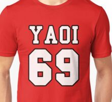 Yaoi 69 Unisex T-Shirt