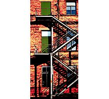 Emergency Exits Photographic Print
